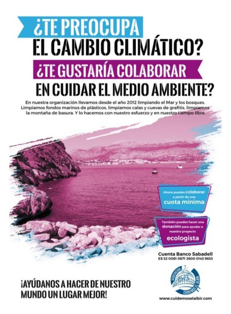 TE PREOCUPA EL CAMBIO CLIMÁTICO?